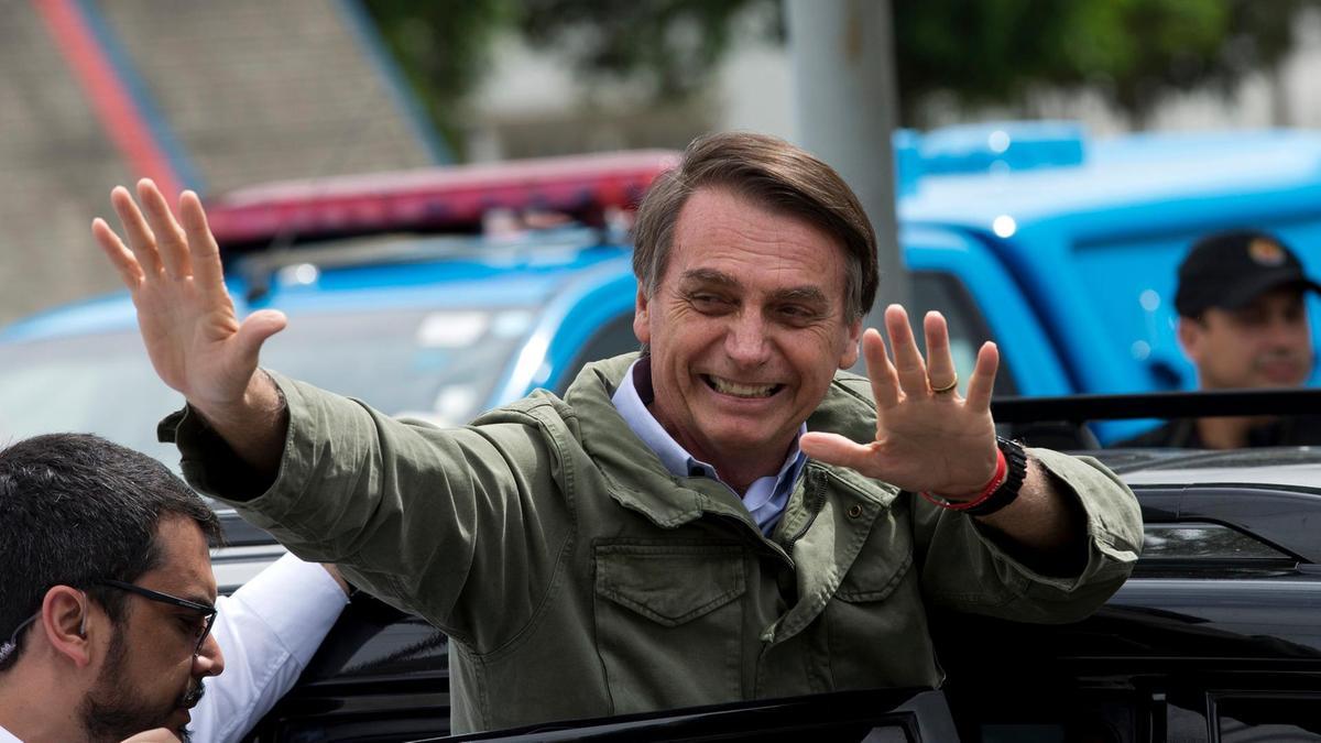 Jair Bolsonaro è diventato il nuovo presidente del Brasile