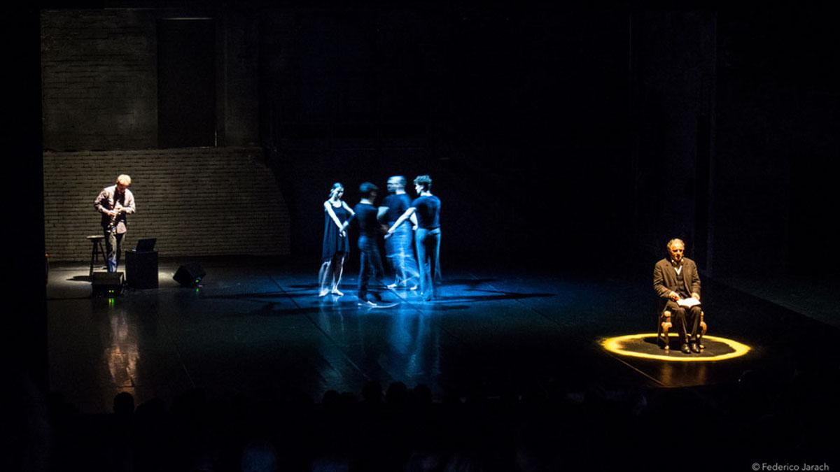 Qohelet al Teatro Franco Parenti