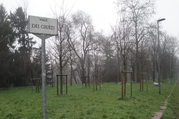 Il Giardino dei Giusti a Milano