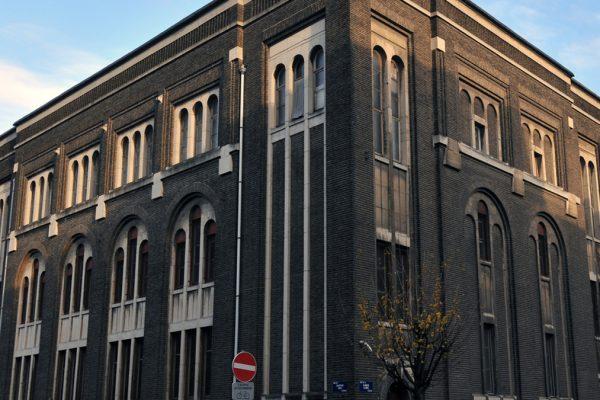 La sinagoga di Rue de la Clinique a Bruxelles