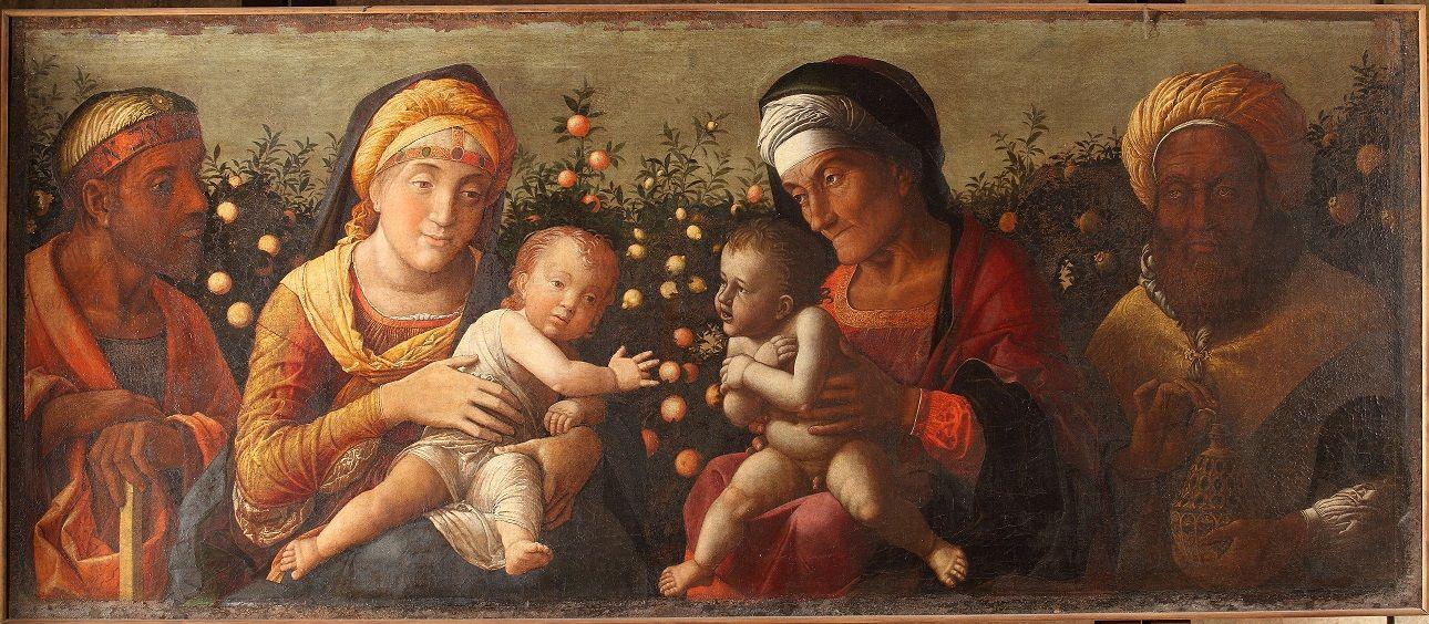 La Cappella del Mantegna