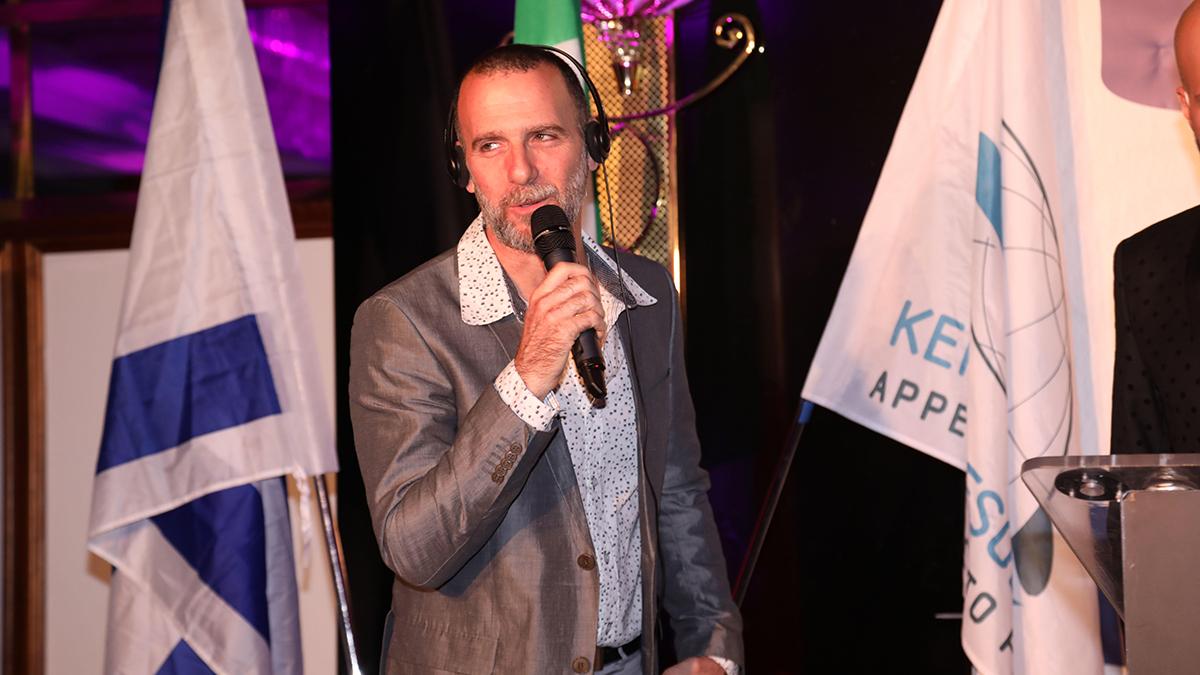 Boaz Konforty, attore della serie Fauda