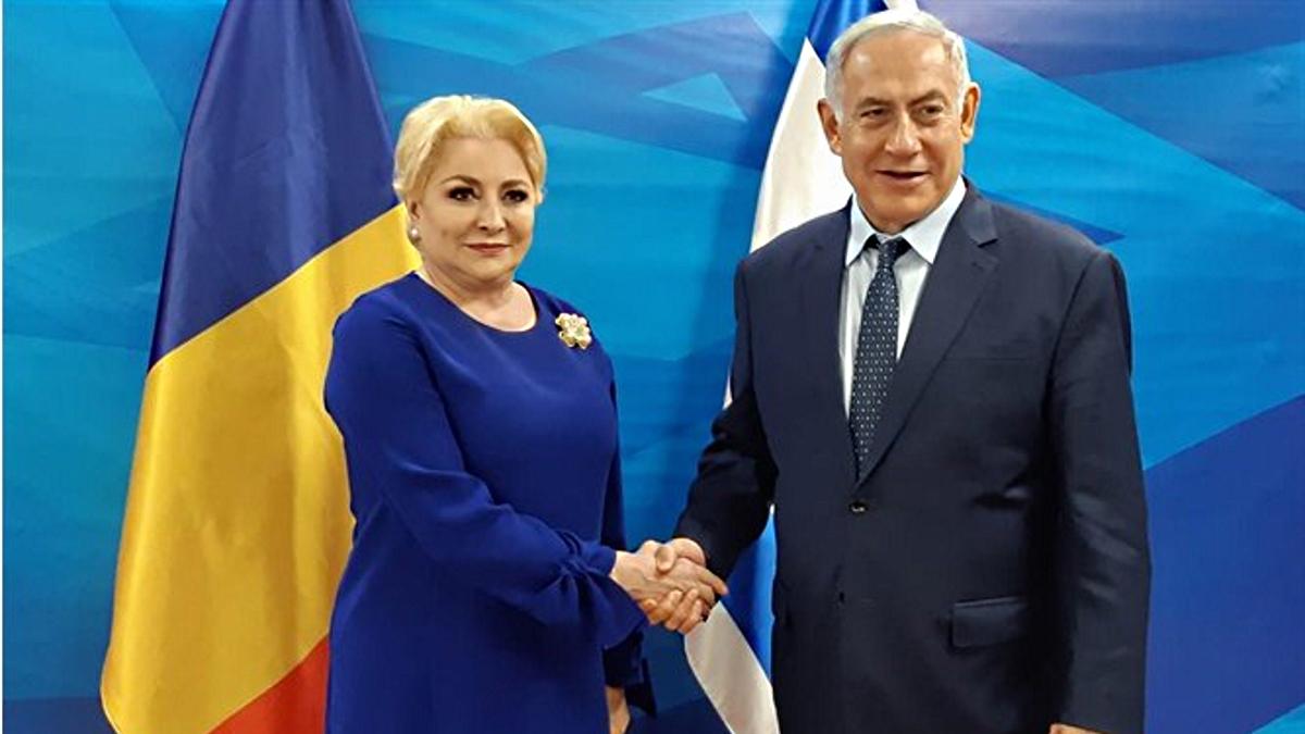 Romania sposta la sua ambasciata a Gerusalemme