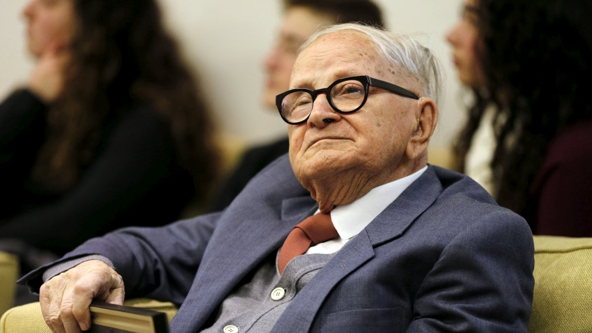 Rafi Eitan, spia del Mossad che catturò Adolf Eichmann
