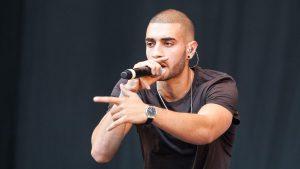 Il rapper norvegese Kaveh Kholardi, che ha insultato gli ebrei a un concerto