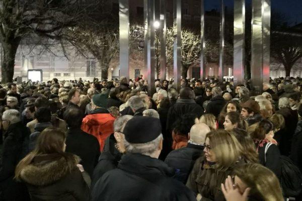 Ebrei a Tolosa contro l'antisemitismo