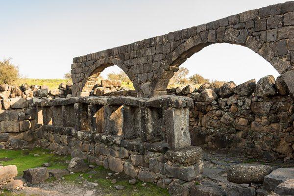 Il villaggio di Korazim