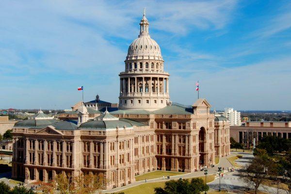 Il Parlamento del Texas
