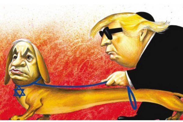 La vignetta pubblicata dal New York Times
