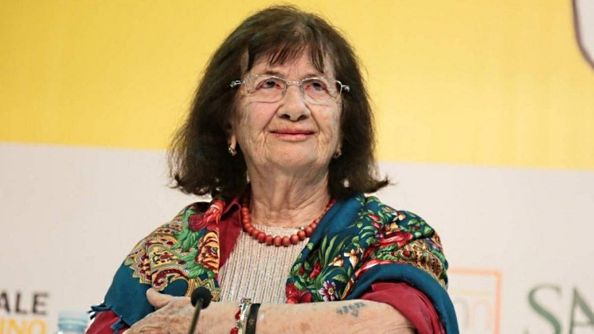 halina Birenbaum si è opposta alla partecipaizone della casa editrice Altaforte