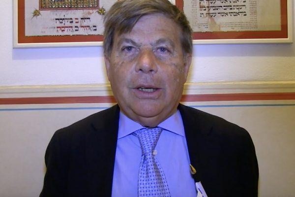 Milo Hasbani, candidato presidente per Milano Ebraica