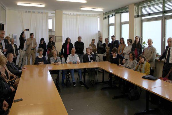 la proclamazione del Nuovo Consiglio della Comunità Ebraica di Milano