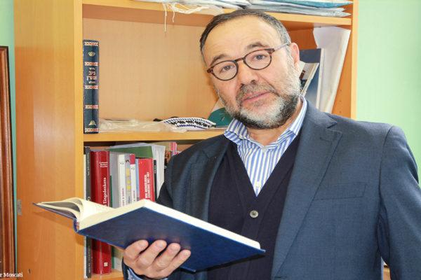 Rav Roberto Della Rocca (Foto Ester Moscati)
