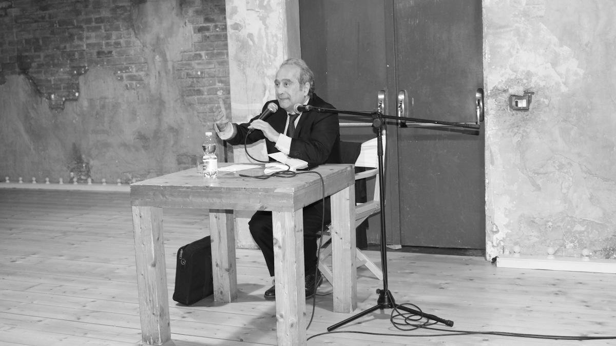 David Meghnagi ha parlato di Freud