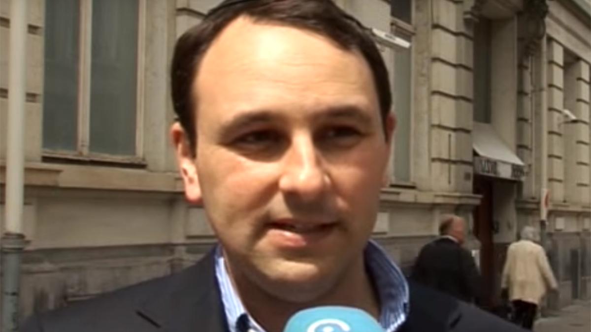 Michael Frelich, il primo ebreo ortodosso di Anversa entrato nel parlamento del suo Paese