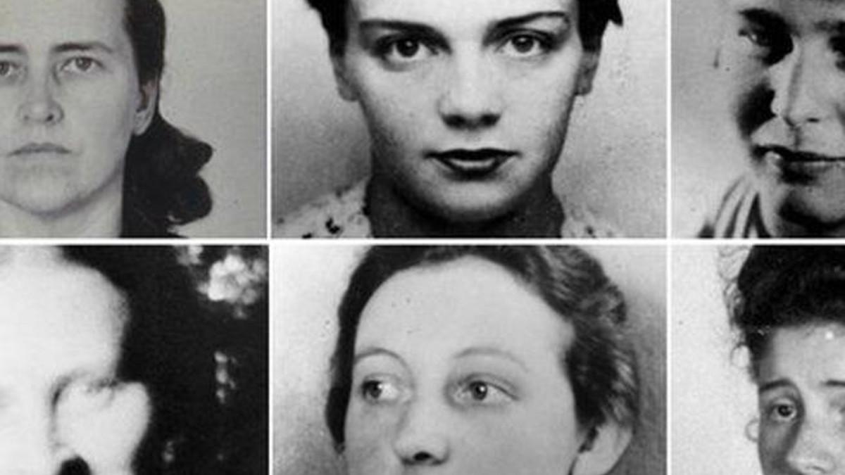 Le donne i cui resti sono stati sepolti in Germania