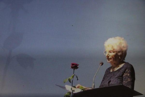 Liliana Segre alla Milanesiana all'evento dedicato a Primo Levi