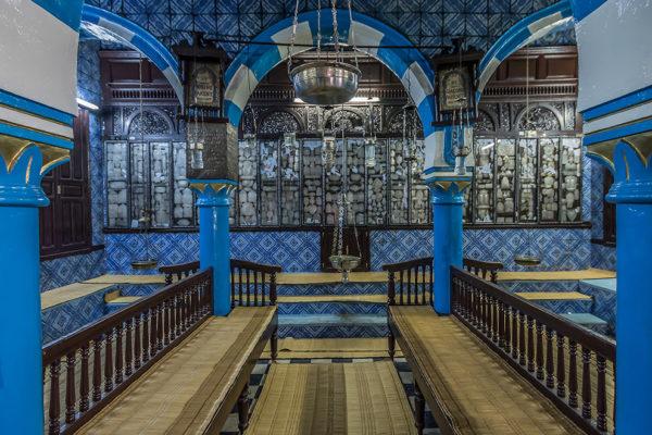 La sinagoga Ghriba a Djerba