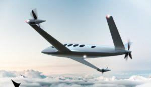 aereo elettrico israeliano