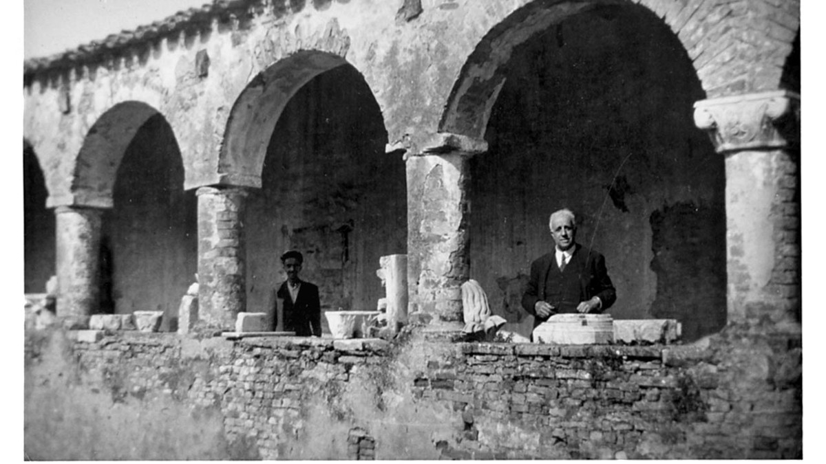 Ettore Modigliani in esilio in Abruzzo