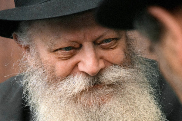 Il Rebbe di Lubavitch