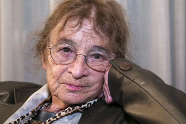 la filosofa ungherese Agnes Heller