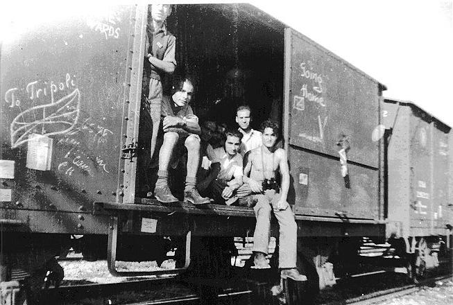 Ebrei libici deportati a Bergen-Belsen