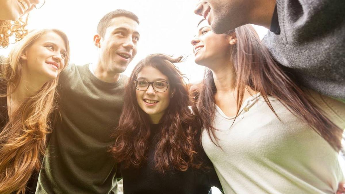 giovani ebrei europei