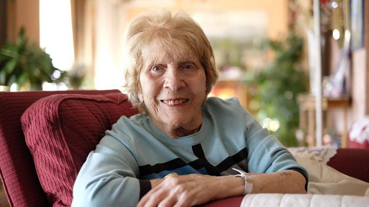 Henriette Cohen, la più anziana sopravvissuta francese ad Auschwitz