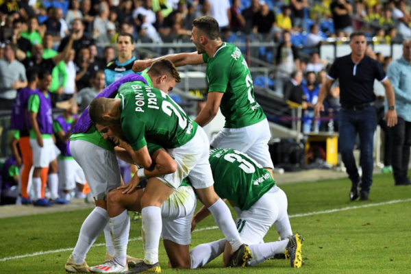 La squadra di calcio israeliana Maccabi Haifa