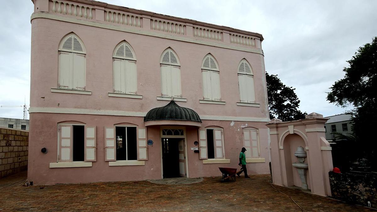 La sinagoga a Barbados