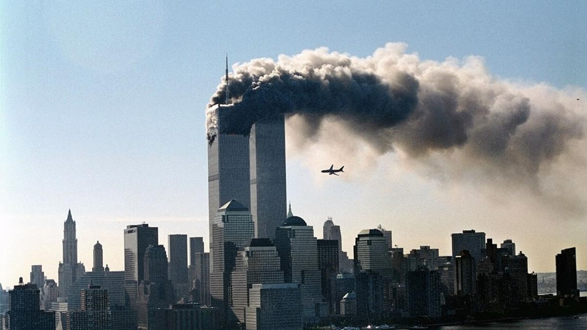 L'attentato alle Torri gemelle l'11 settembre 3001