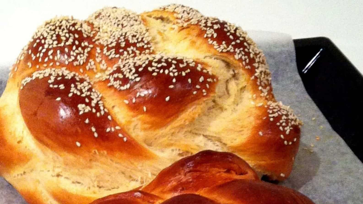 Challot dolci per Rosh HaShanà