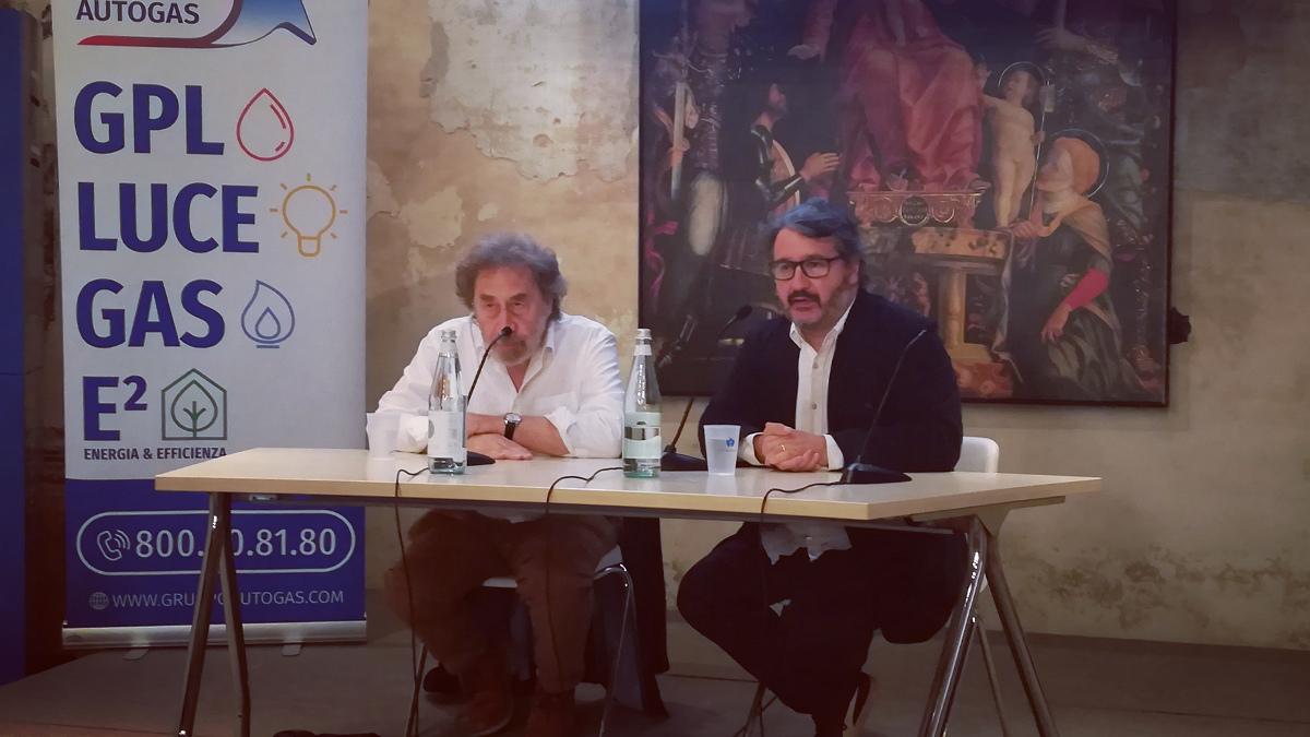 Howard Jacobson ha parlato di antisemitismo al Festivaletteratura di Mantova