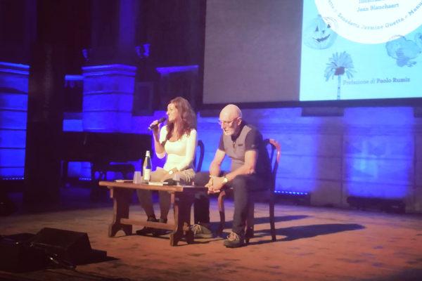 Miriam Camerini e Paolo Rumiz al Festivaletteratura di Mantova