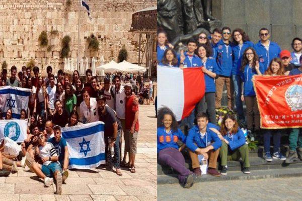 I movimenti giovanili Bené Akiva e Hashomer Hatzair