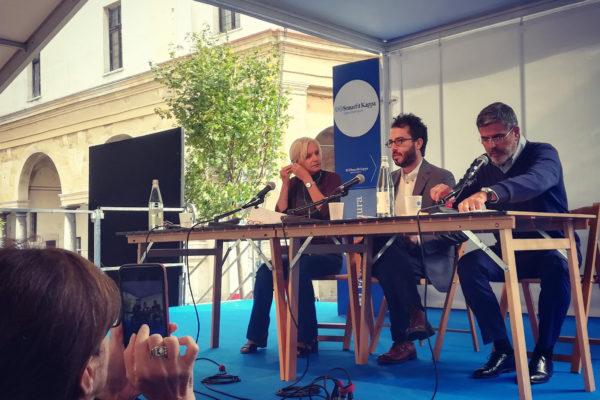 Jonathan Safran Foer al Festivaletteratura di Mantova