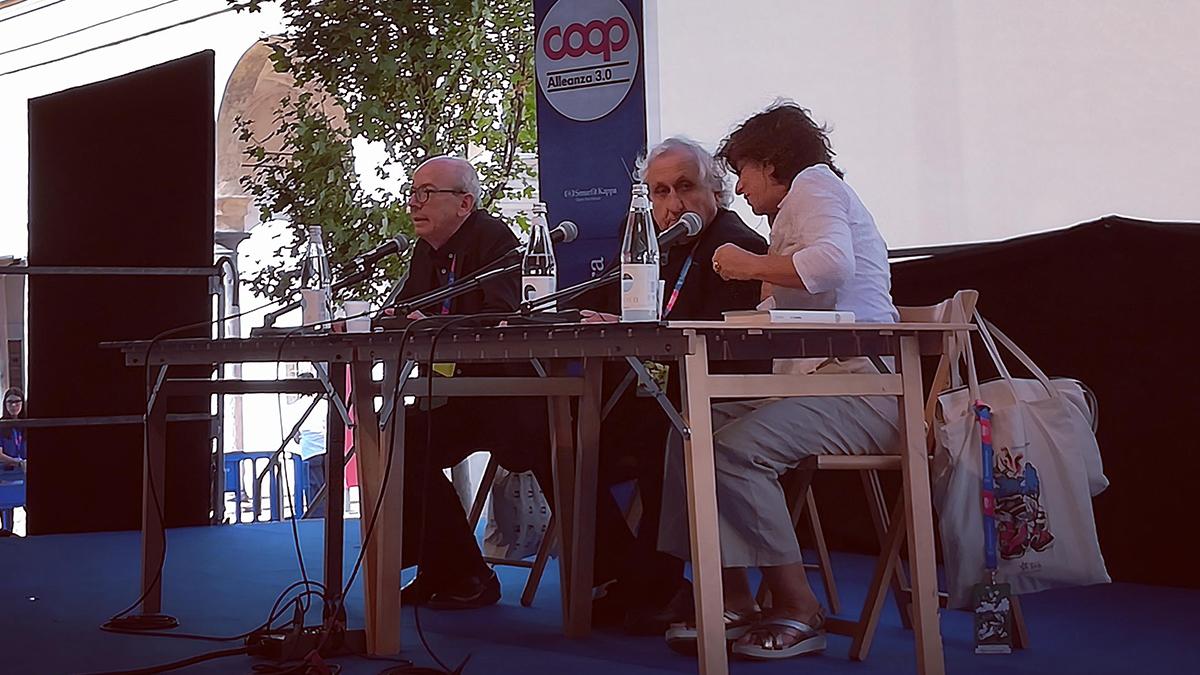 Lo scrittore israeliano A.B. Yehoshua al festivaletteratura di Mantova