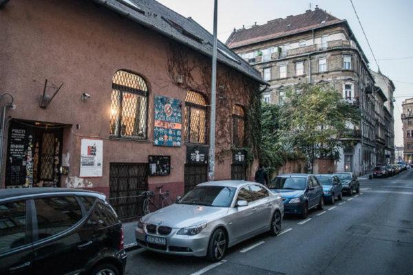 centro Aurora a Budapest
