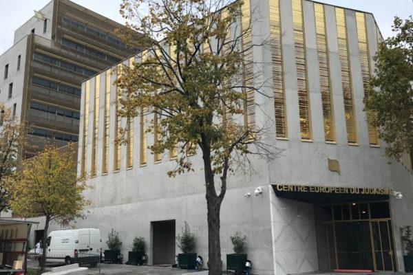 Il centro europeo dell'ebraismo inaugurato a Parigi