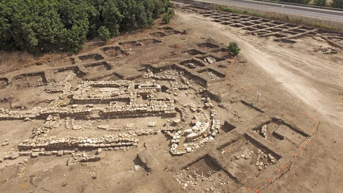 megalopoli di 5mila anni fa ritrovata vicino a Tel Aviv