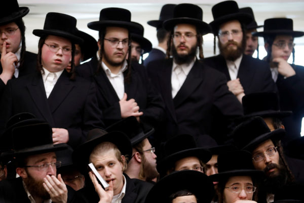 Ebrei ultraortodossi