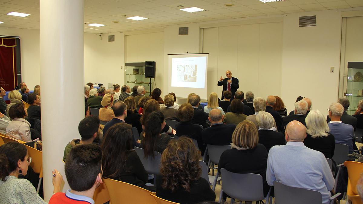 Incontri in Guastalla aperti al pubblico: grande successo per il primo appuntamento - Mosaico-cem.it