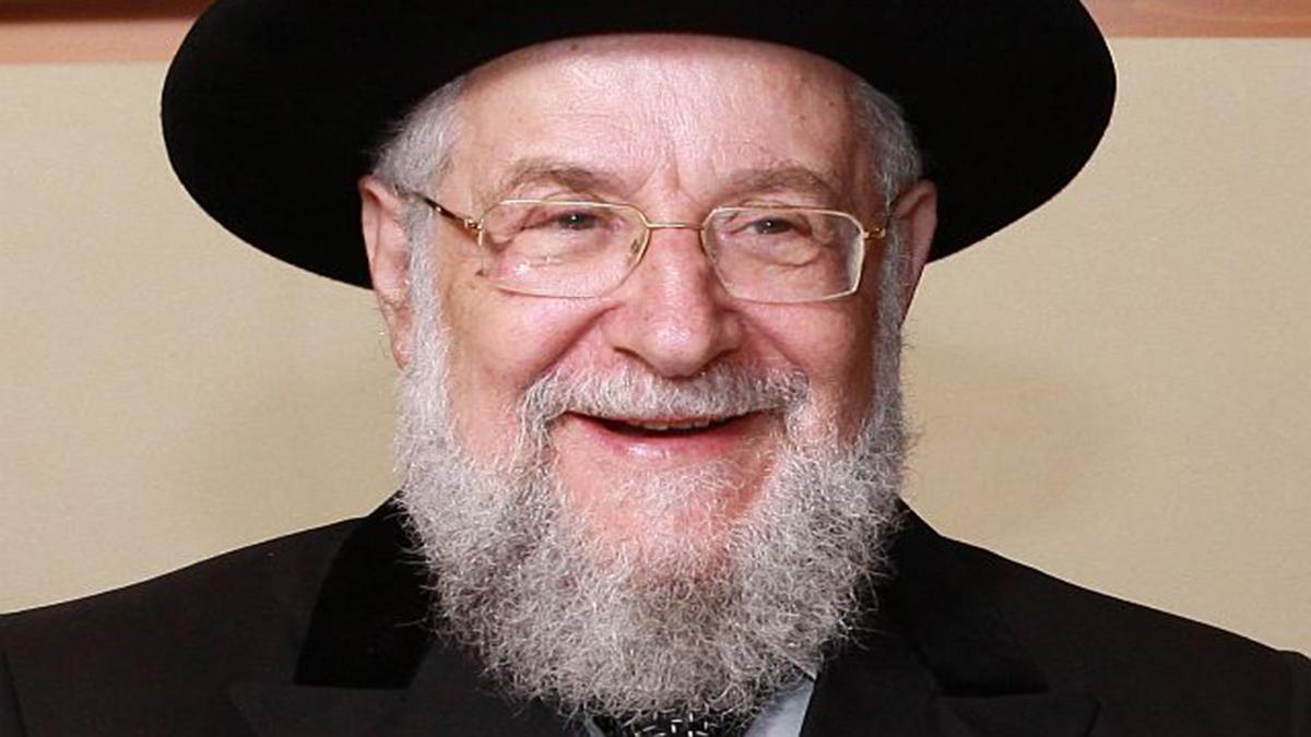 Rav Israel Lau