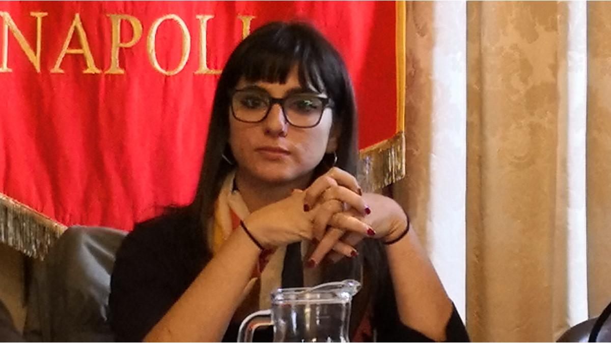 Eleomnora de Majo, assessore alla cultura di Napoli