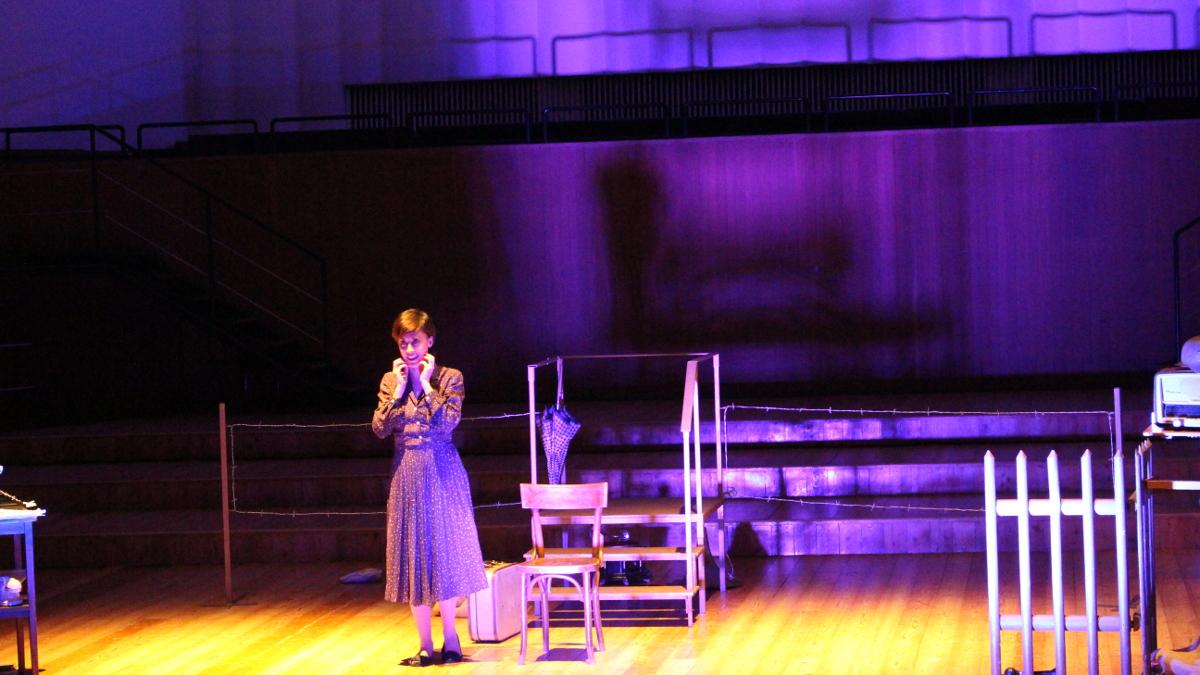 Lo spettacolo su Irène Nemirowky al Conservatorio di Milano