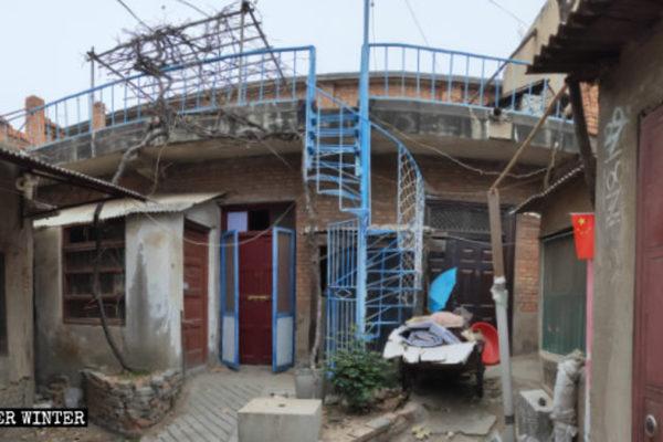 La sinagoga di Kaifeng in Cina