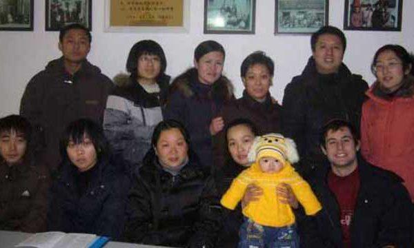 Una famiglia ebraica di Kaifeng