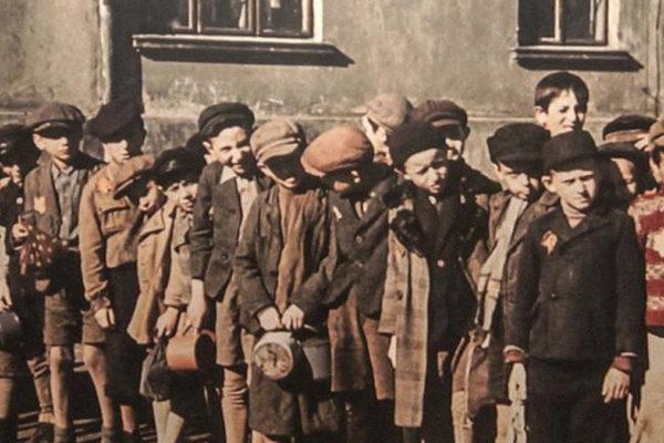 Dpcumentario 'La casa dei bambini' trasmesso per il Giorno della Memoria