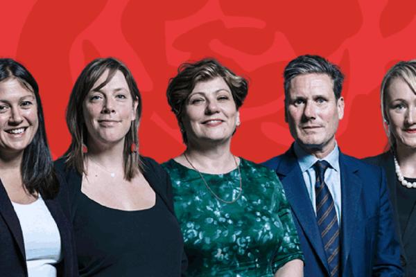 I candidati alla leadership del Labour Party